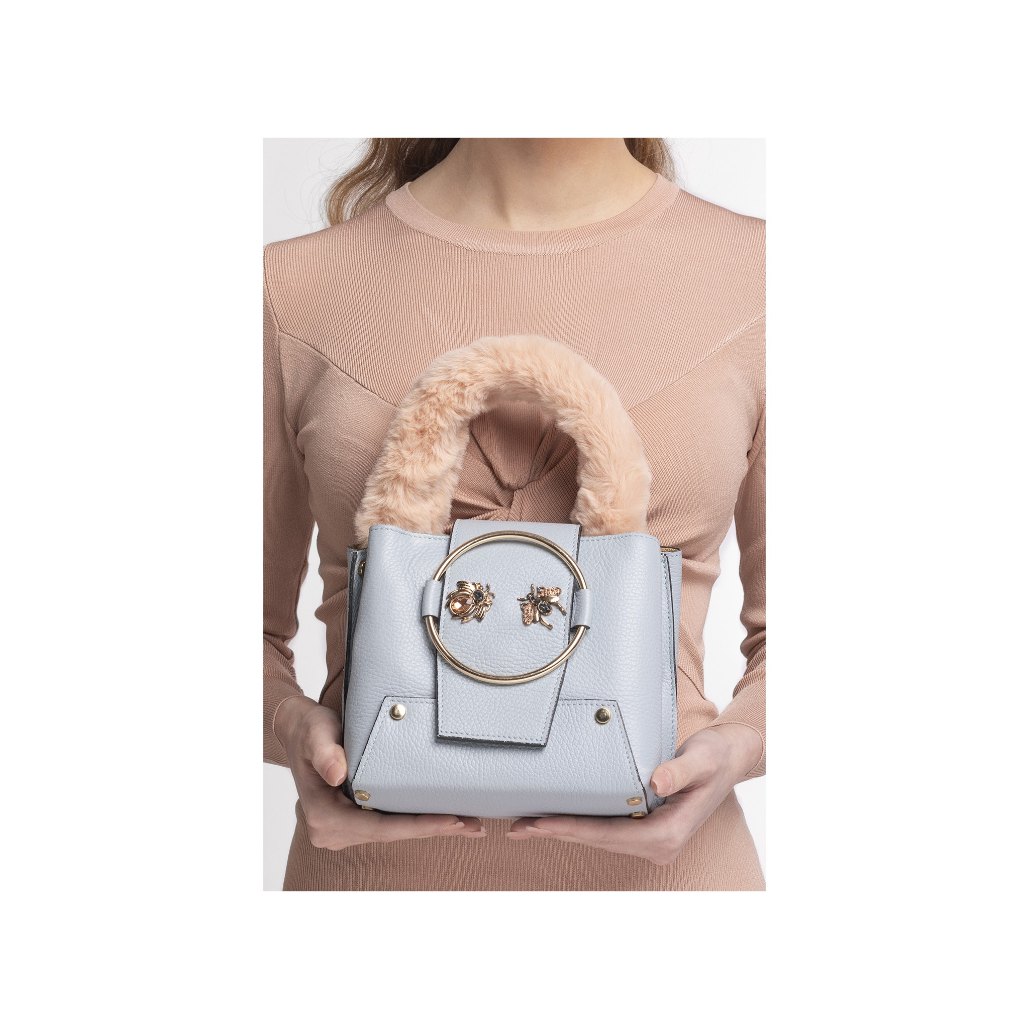 BOLSO LIGHT BLUE